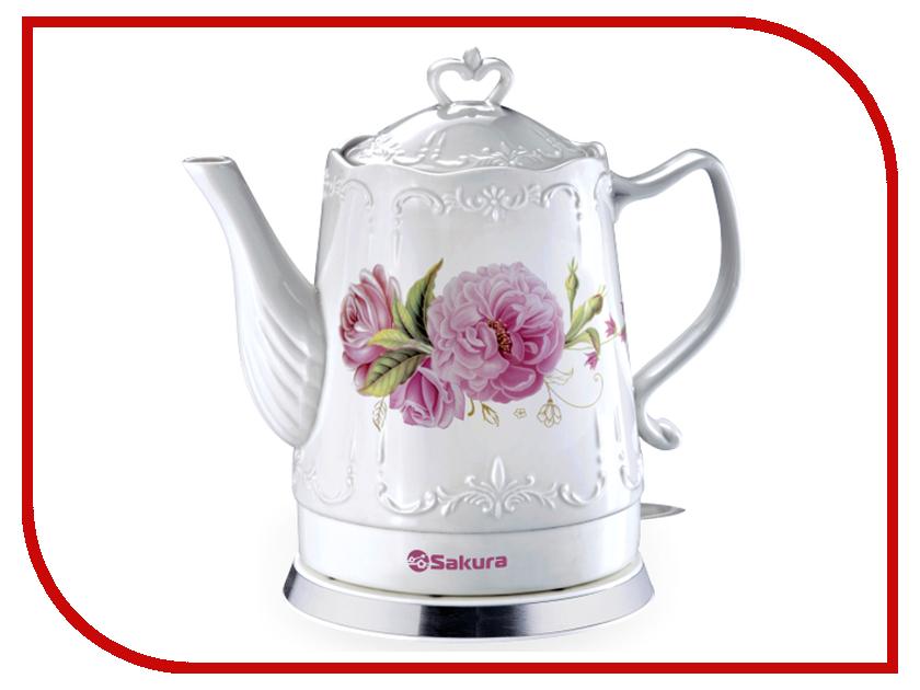 Чайник Sakura SA-2033P машинка для стрижки волос sakura sa 5105bk