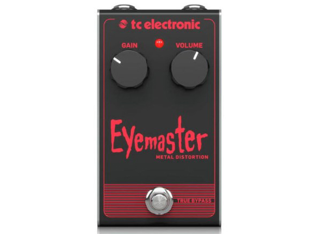 Педаль TC Electronic Eye Master Metal Distortion цена