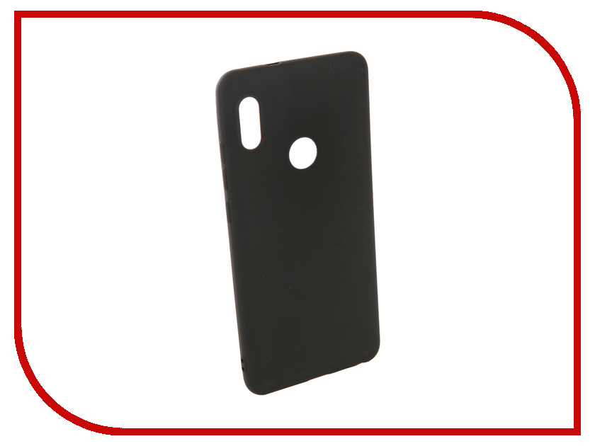 Аксессуар Чехол для Xiaomi Redmi Note 5 Pro Neypo Soft Matte Silicone Black NST4468 mooncase s line soft flexible silicone gel tpu skin shell back чехол для htc one m9 blue