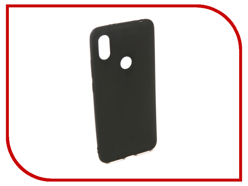 Аксессуар Чехол для Xiaomi Redmi S2 Neypo Soft Matte Silicone Black NST4558