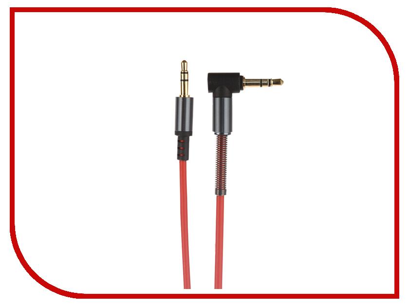 Аксессуар HOCO Spring UPA02 3.5 Jack/M - 3.5 Jack/M Red все цены
