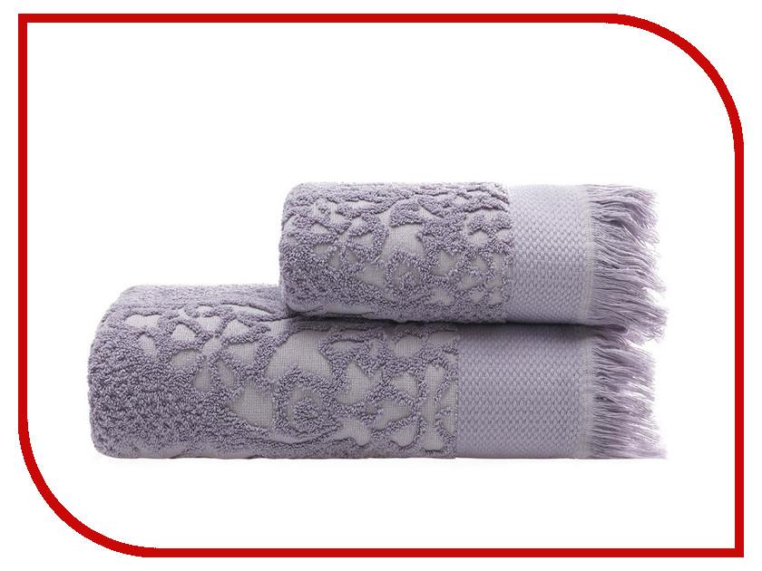Полотенце Arya Faralya 70x140 Lilac TRK111300020198