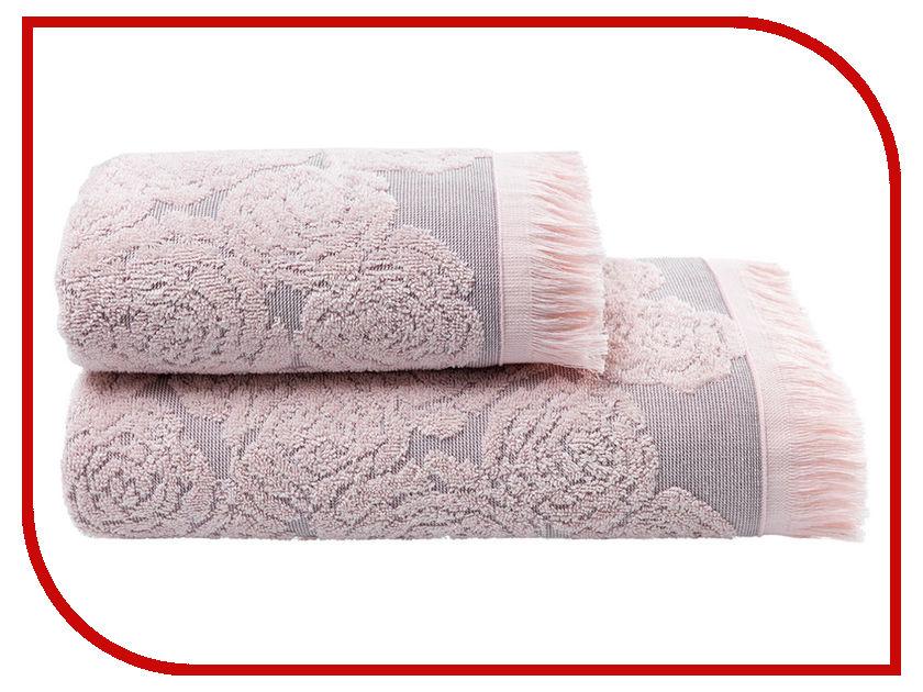 Полотенце Arya Nadine 70x140 Pink TRK111300020227 полотенце la villa de paris nadine 50х100 см кремовое