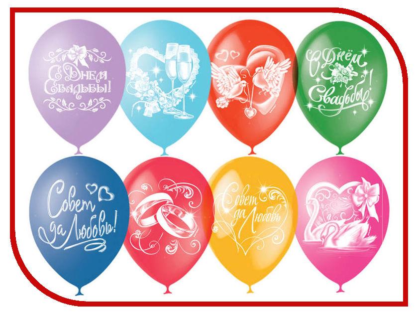 Набор воздушных шаров Поиск тематика 30cm 50шт 4690296040888