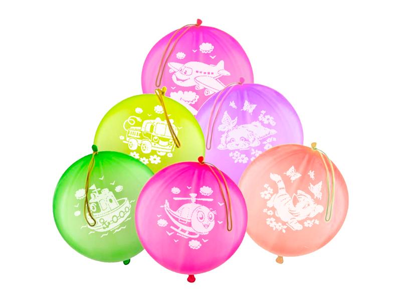 Набор воздушных шаров Поиск Панч бол 36cm 25шт 4690296044671