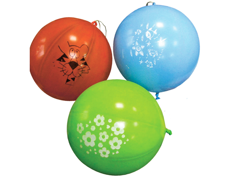 Набор воздушных шаров Поиск Панч бол 36cm 25шт 4690296044664