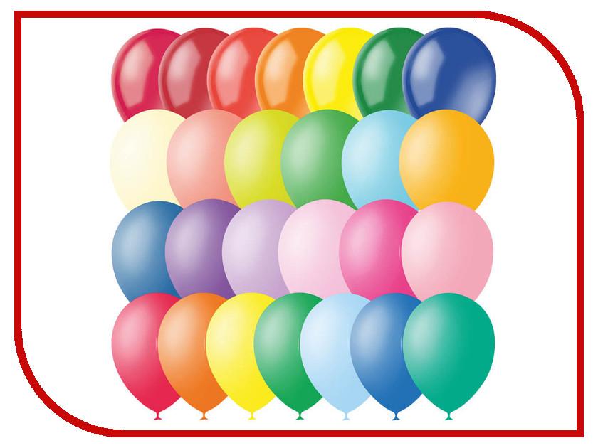 Набор воздушных шаров Поиск 30cm 100шт 4607028763304 набор воздушных шаров поиск водяные бомбочки 5cm 100шт 6 053 888
