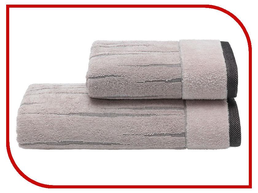 Полотенце Arya Way 70x140 Beige-Grey TRK111300020228