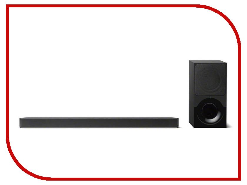 Звуковая панель Sony HT-XF9000 Black звуковая панель sony ht mt300 black