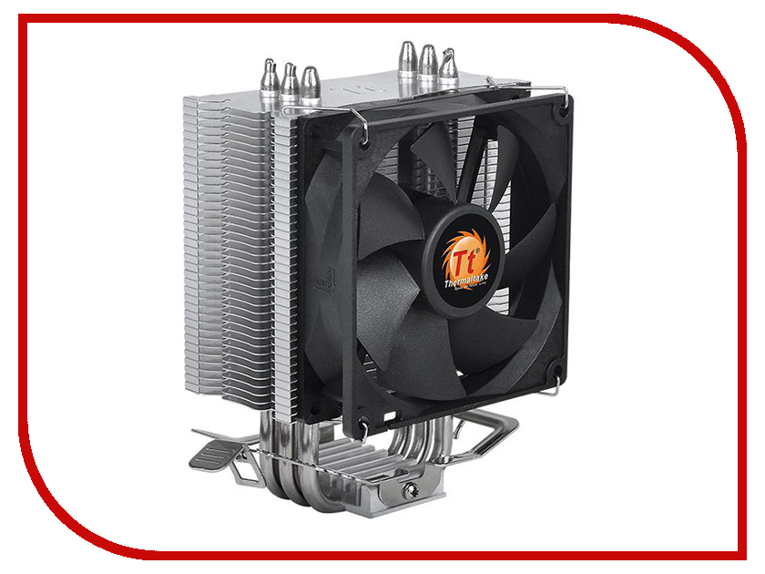 Кулер Thermaltake Contac 9 CL-P049-AL09BL-A (Intel LGA 1366/1156/1155/1151/1150/775 / AMD AM4/FM2/FM1/AM3+/AM3/AM2+/AM2) thermalright archon ib e x2 computer coolers amd intel cpu heatsink cooling lga 2066 2011 1366 am3 am4 fm2 fm1 coolers fan
