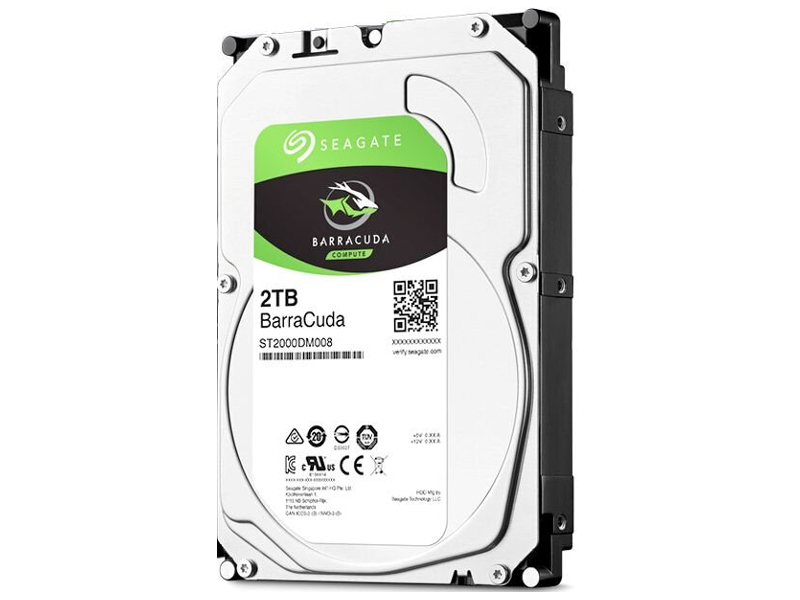 Жесткий диск 2Tb - Seagate Barracuda ST2000DM008