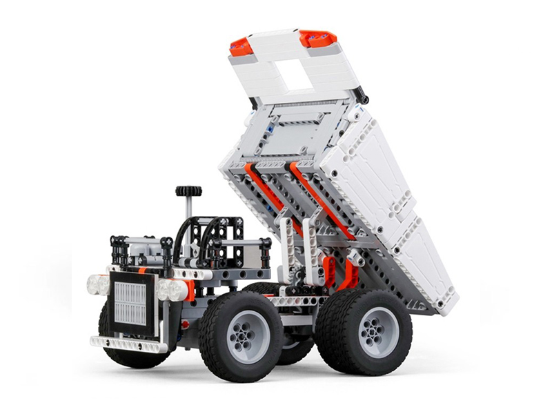 Конструктор Xiaomi Mitu Block Robot Mine Truck deepsky v block