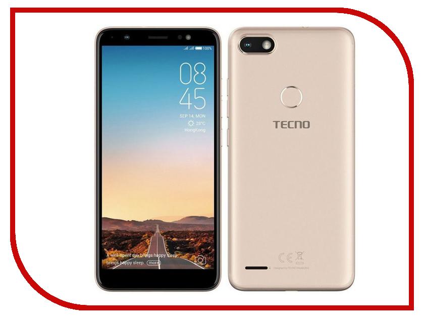 Сотовый телефон TECNO Camon X Champagne Gold сотовый телефон senseit t100 black