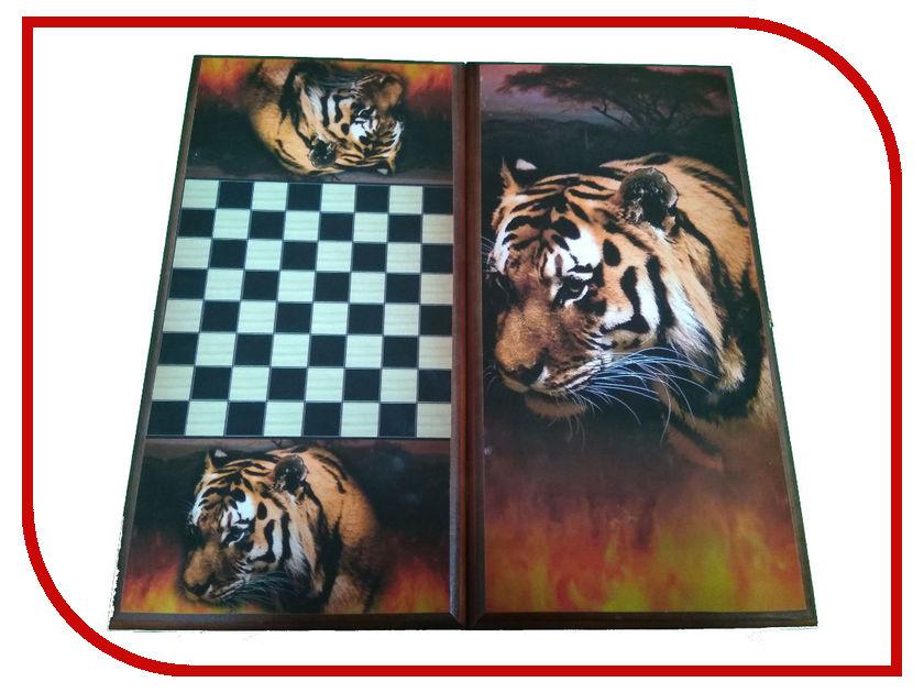 Игра Карты М Нарды-шашки Тигр 2.0 7040/25 магические послания богинь 44 карты инструкция