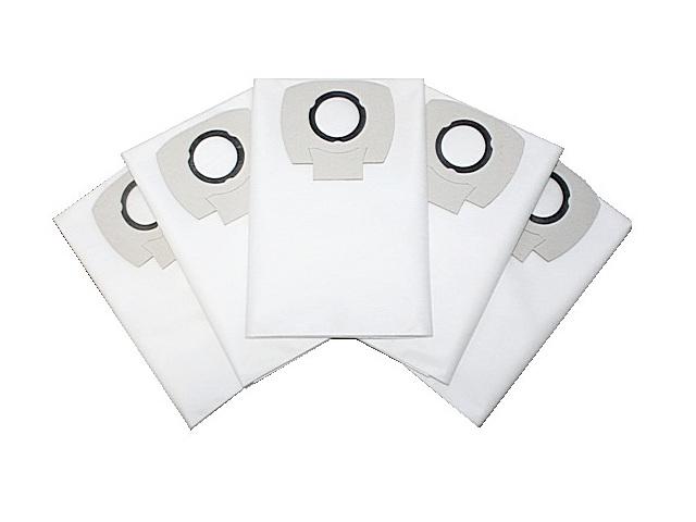Мешки-пылесборники Maxx Power MR1 5шт синтетические для Bosch GAS 20 / Makita VC 2012