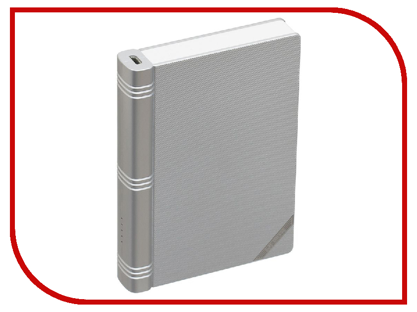 Аккумулятор Remax Jumbook Series RPP-86 20000mAh Silver