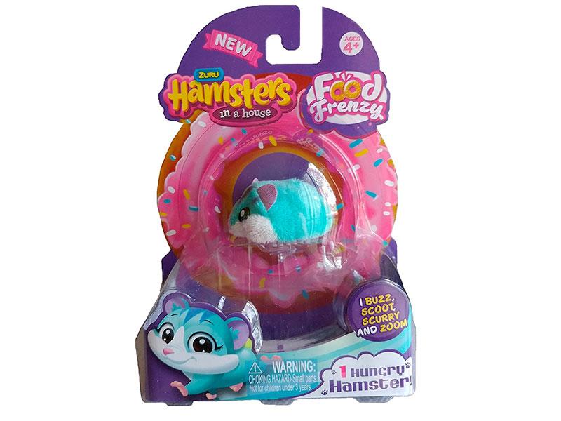 Игрушка 1Toy Хома Дома Blue Т12500
