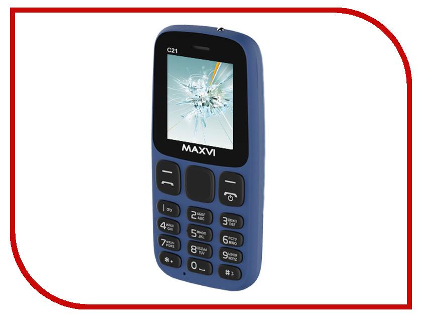 Сотовый телефон MAXVI C21 Marengo сотовый