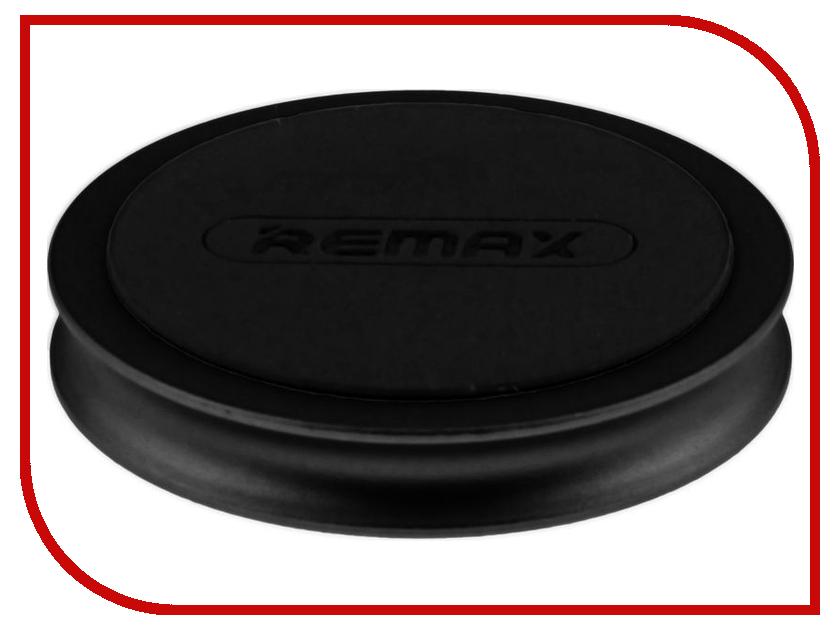 Держатель Remax RM-C30 Black remax rm 515 stereo headset 3 5mm in ear earphone with mic