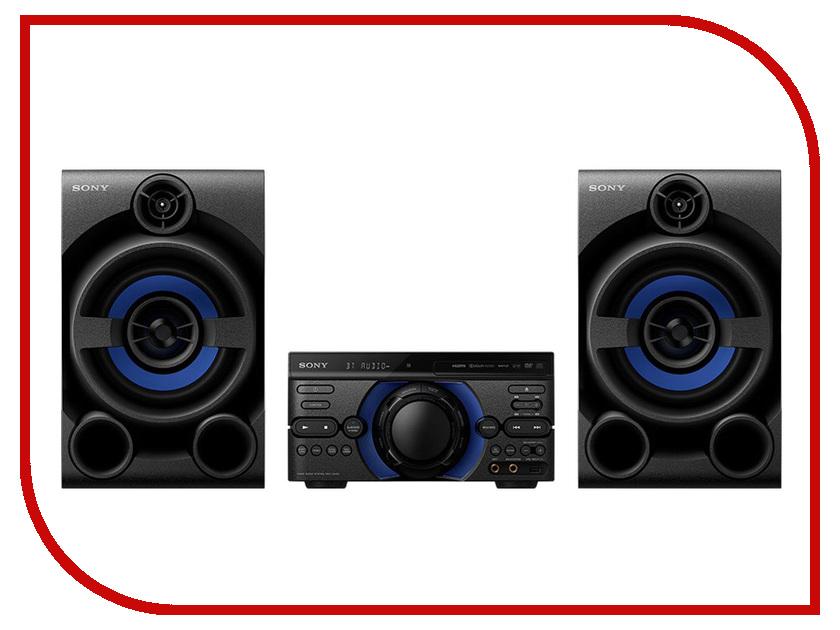 Минисистема Sony MHC-M40D пульт ду sony rm scr50 system audio mhc gx57xm