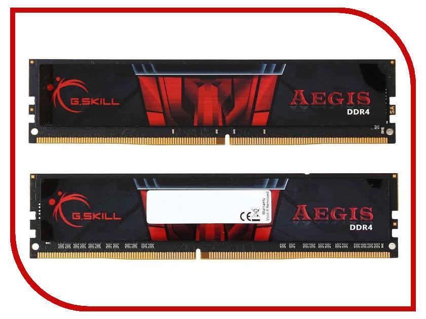 Модуль памяти G.SKILL F4-2400C17D-16GIS