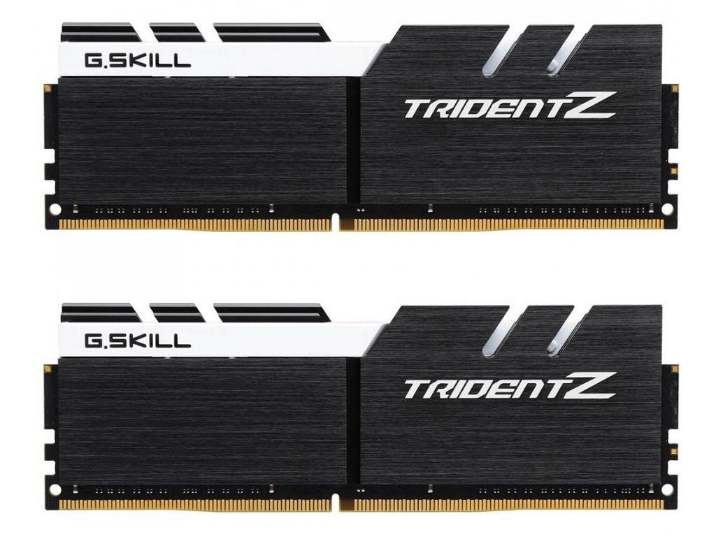 Модуль памяти G.SKILL Trident Z F4-3200C16D-16GTZKW