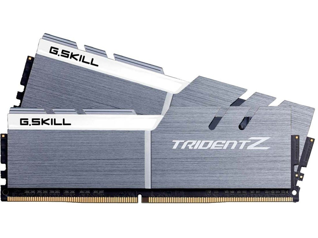 Модуль памяти G.SKILL Trident Z F4-3200C16D-16GTZSW
