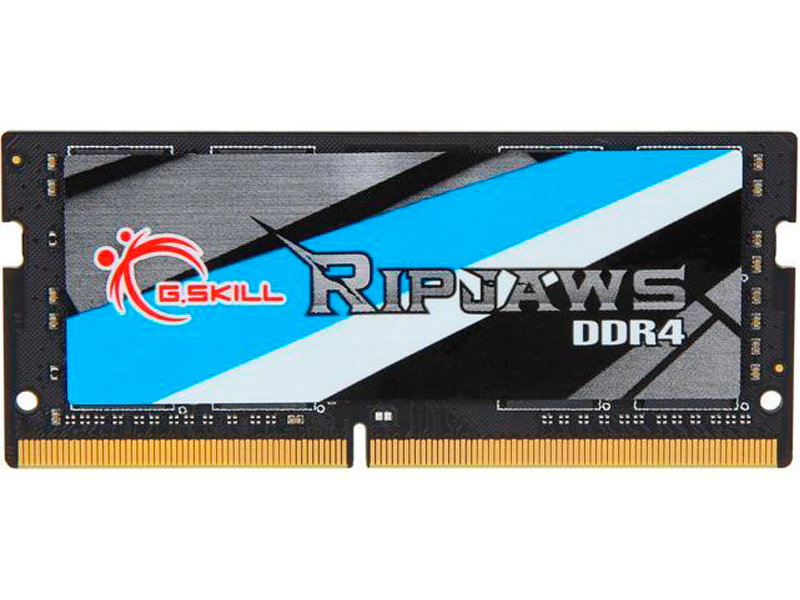 Модуль памяти G.Skill Ripjaws SO-DIMM DDR4 3200MHz CL18 - 16Gb F4-3200C18S-16GRS