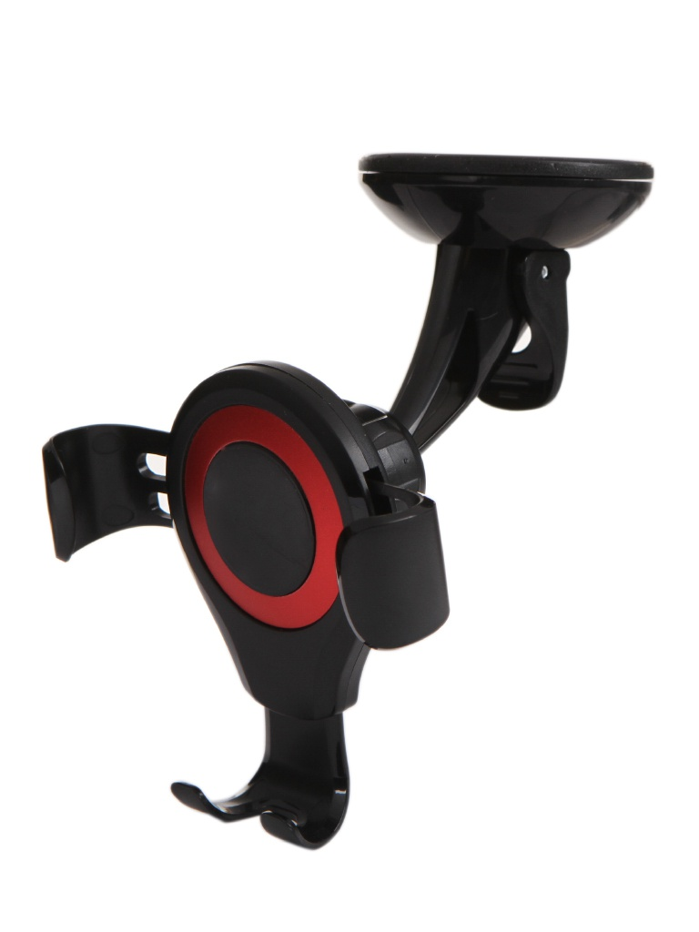 Держатель Baseus Osculum Type Gravity Car Mount Black-Red SUYL-XP09