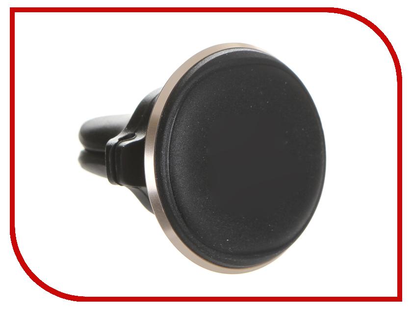 Держатель Baseus Magnetic Air Vent Gold SUGX-A0V держатель rock universal air vent magnetic car mount rose gold