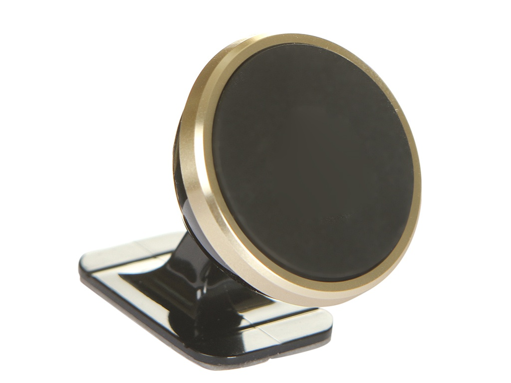 Держатель Baseus 360-degree Rotation Magnet Mount Luxury Gold SUGENT-NT0V 907749