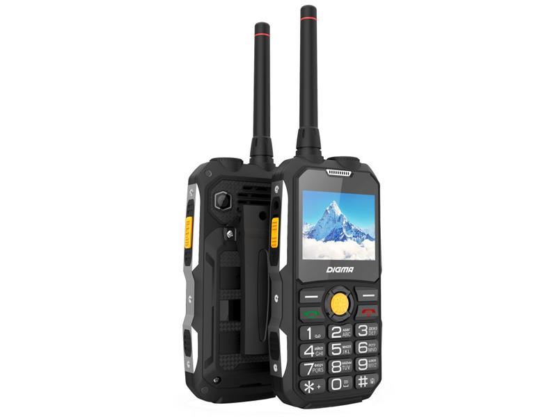 Сотовый телефон Digma Linx A230WT Black