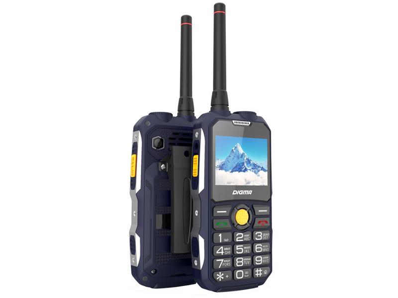 Сотовый телефон Digma Linx A230WT Blue