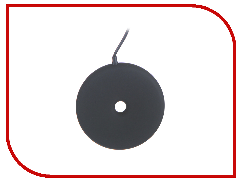 Зарядное устройство Baseus Donut Series Black WXTTQ-01 аксессуар baseus ip to double ip socket adapter l39 black call39 01