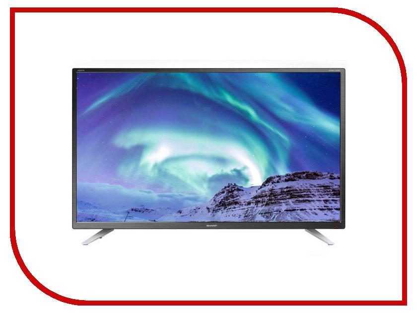 Телевизор Sharp LC-49CFG4042E телевизор sharp lc 65cug8052e