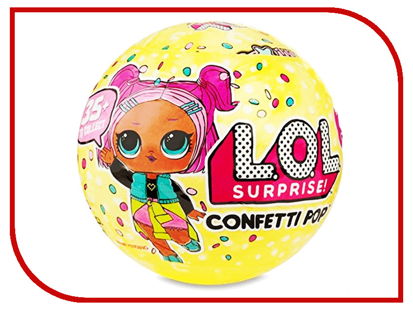 Кукла LOL 551539E5C-V сюрпризы lol