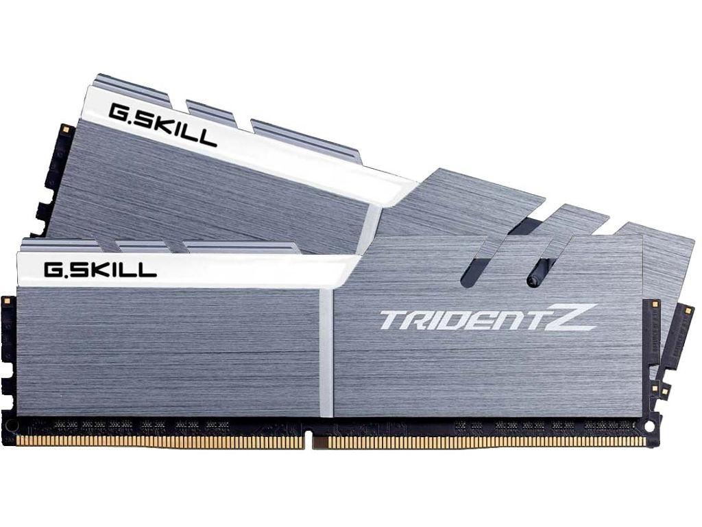 Модуль памяти G.Skill Trident Z DDR4 3200MHz PC4-25600 CL14 - 32Gb KIT (2x16Gb) F4-3200C14D-32GTZSW