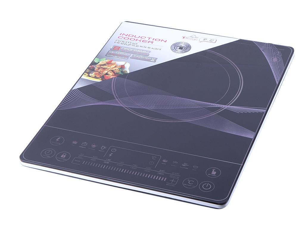 Плита Endever SkyLine IP-42 цена и фото