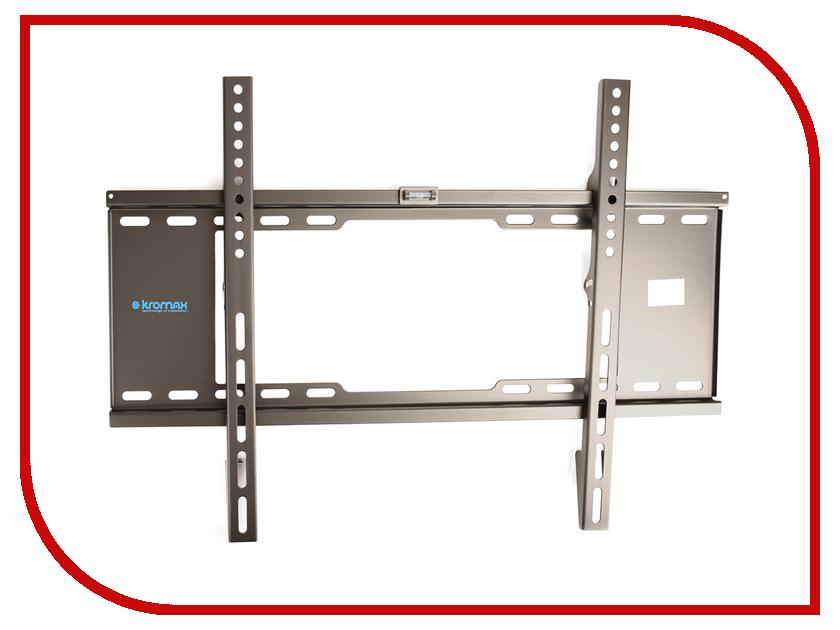 Кронштейн Kromax Ideal-102 (до 40кг) Black kromax kromax ideal 5