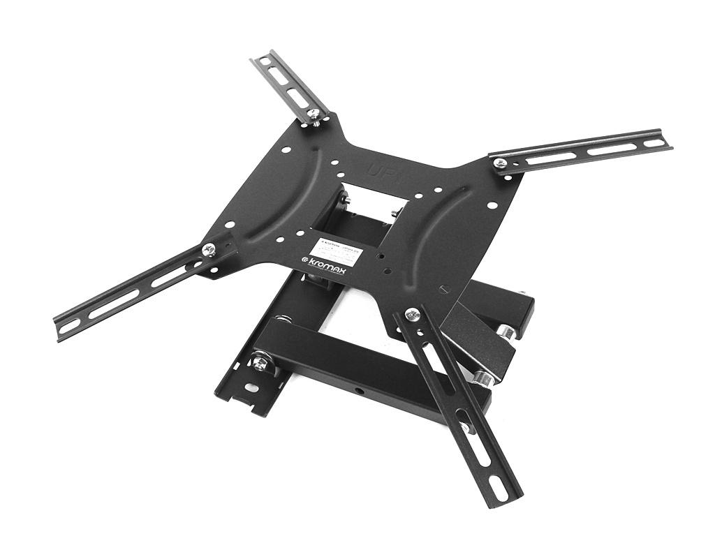 Кронштейн Kromax Optima-404 (до 35кг) black