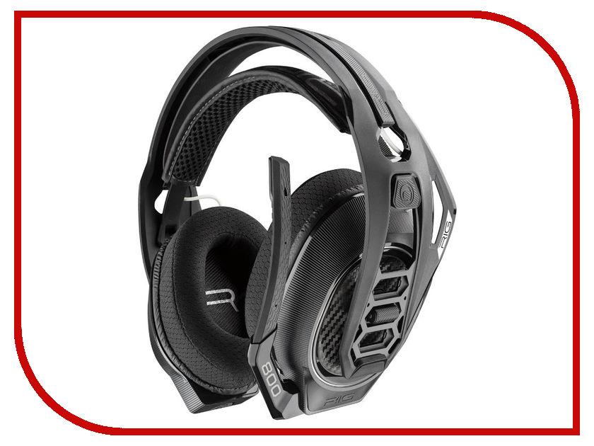 Гарнитура Plantronics RIG 800LX Black 209800-05 цена