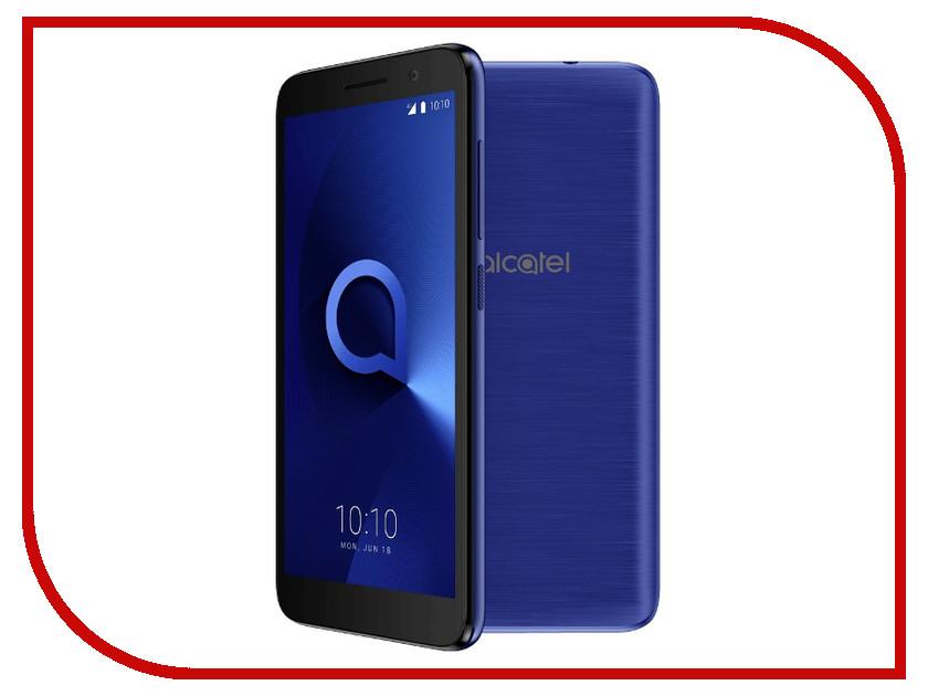 Сотовый телефон Alcatel 1 5033D Metallic Blue сотовый