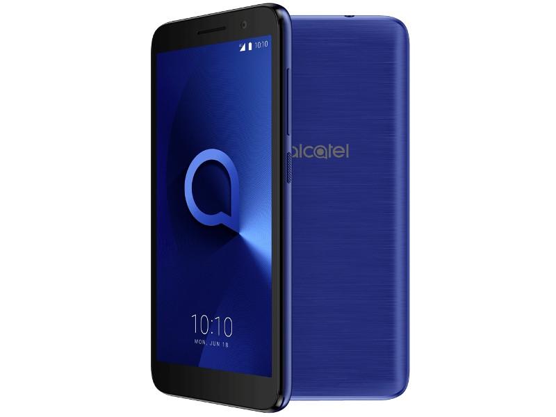 Сотовый телефон Alcatel 1 5033D Metallic Blue телефон