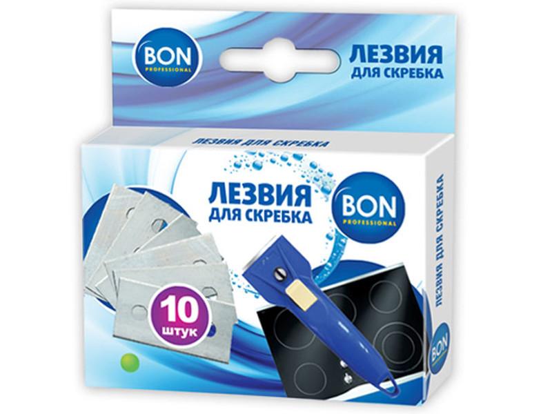 Лезвия для скребка Bon BN-604 10 шт saikyo bs 2315 bn 10 шт 5 0
