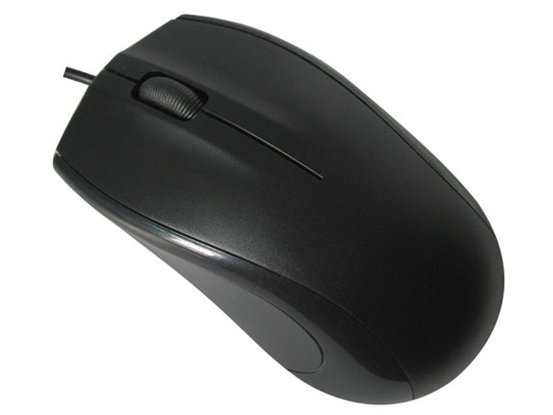 Мышь Sonnen М-201 USB Black