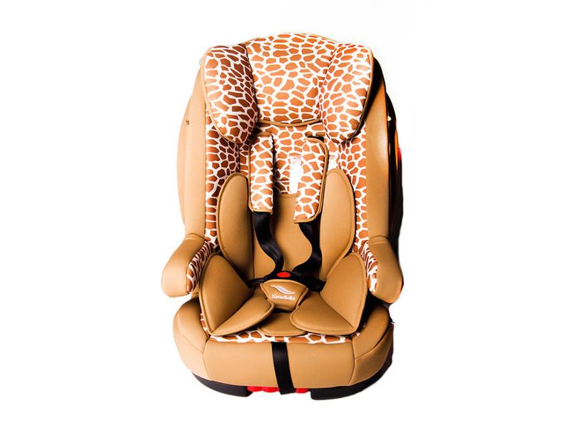 Автокресло Sisterbebe Embrace JM01 Beige Giraffe автокресло happy baby joss beige