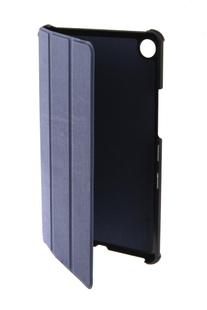 Аксессуар Чехол Partson для Huawei MediaPad M5 8.4 Blue T-099