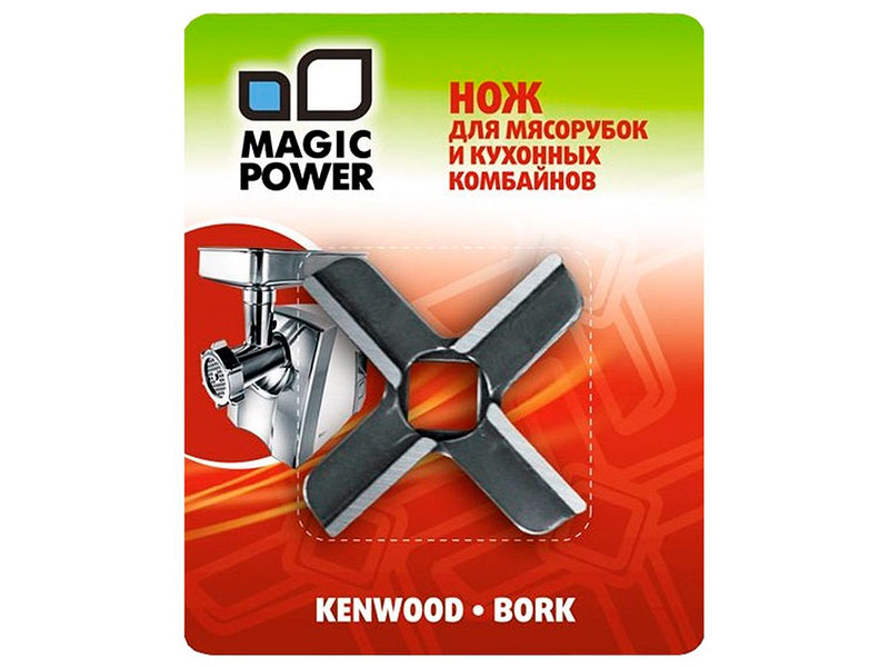 Аксессуар Нож для мясорубок Magic Power MP-607 KNK аксессуар для телевизора magic power mp 013