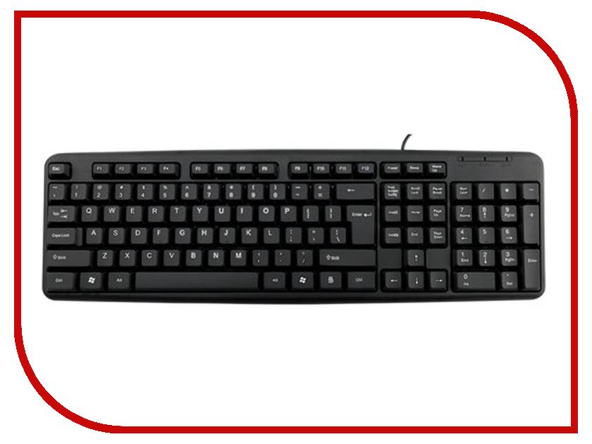 Клавиатура Sonnen KB-8136 USB Black цена