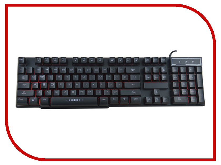 все цены на Клавиатура Sonnen KB-7010 USB Black онлайн